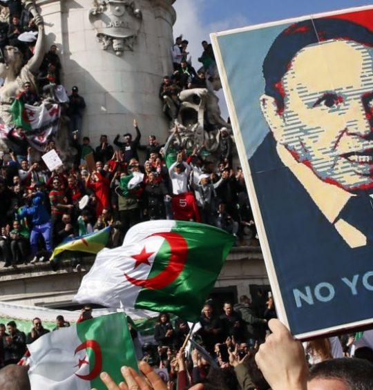 قيادي في الحزب الحاكم في الجزائر: ما تعيشه الجزائر أزمة ثقة بين السلطة والشعب