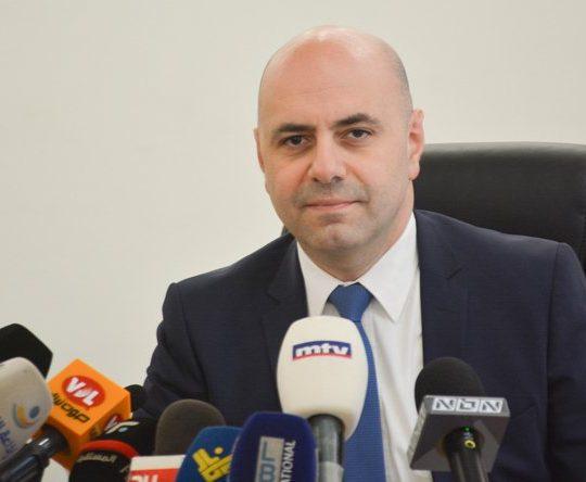 حاصباني: استقلالية القضاء اللبنانية هدفنا ونؤكد عدم استخدامه في الخلافات السياسية