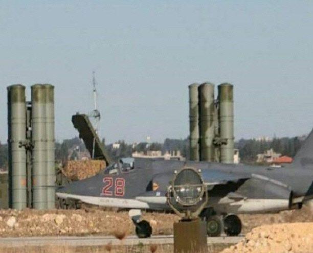 سلاح استراتيجي روسي في قاعدة حميميم