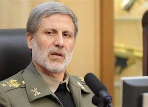 وزير الدفاع الايراني: جيشنا سجل صفحة ذهبية اخرى بعد السيول الاخيرة