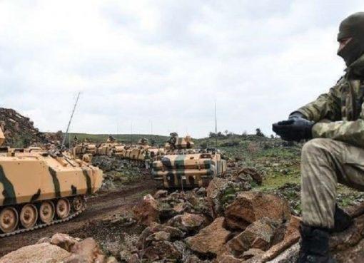 مقتل وإصابة 10 جنود أتراك بالقرب من الحدود العراقية