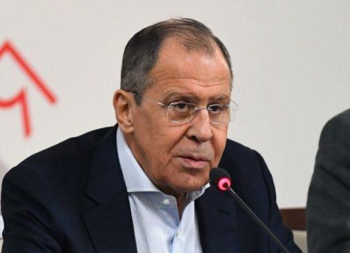 لافروف: أيا كان الفائز بالرئاسة الأوكرانية المهم أن يحترم القانون الدولي