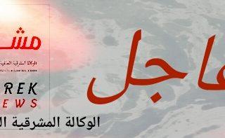 """المقاومة الفلسطينية تسيطر على طائرةٍ إسرائيلية مسيّرة من طراز """"كواد كابتر"""" بعد اطلاق النار عليها شرق رفح جنوب قطاع غزة."""