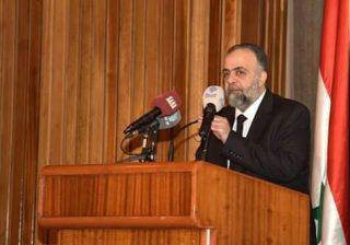 مهرجان تأبيني لمرور 6 سنوات على استشهاد العلامة البوطي في مكتبة الأسد