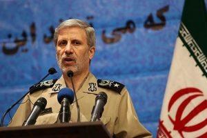 وزير الدفاع الايراني: قواتنا المسلحة من خلال تقسيم مهامها احتوت ازمة السيول جيدا