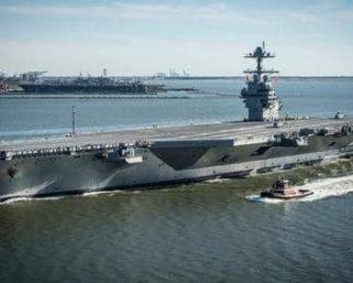إيران تهدد: أسلحتنا السرية ستغرق السفن الأميركية بالخليج