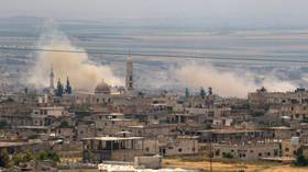 مصادر: تركيا زادت دعمها للمسلحين لصد هجوم الجيش السوري بإدلب