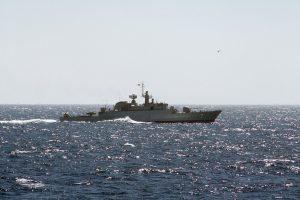 سي إن إن: تحريك قوارب إيرانية صغيرة للحرس الثوري مزوّدة بصواريخ باليستية وكروز في مياه الخليج