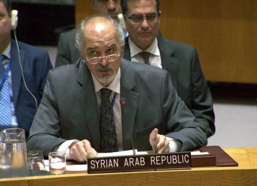 الجعفري: لن تقبل أي دولة بسيطرة إرهابيين على اراضيها