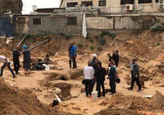 مقبرة الإسعاف.. حينما يكون الموتى شهودا على جرائم الاحتلال