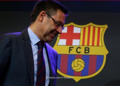 برشلونة مهدد بعقوبة قاسية