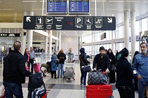 مطار رفيق الحريري في لبنان يصدر تعميماً هاماً للسوريون و الأجانب ..!!؟؟