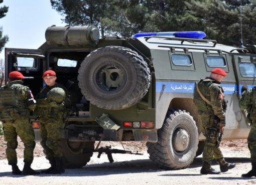 روسيا تعلن تعرض دورية تابعة لها لتفجير بدرعا السورية دون إصابات