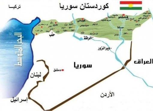 الإعلام التركي يعتبر ظهور لواء اسكندرون في الخريطة السورية خلال مقابلة لبثينة شعبان رسالة تصعيدية لتركيا