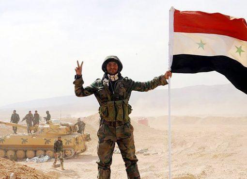 """الجيش السوري يمشط محيط """"إمارة التركستان"""" بريف اللاذقية…"""