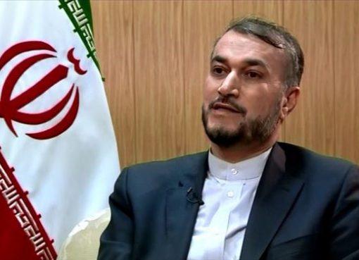 """عبد اللهيان:اقامة مؤتمر المنامة الامني بمشاركة مندوب الكيان الصهيوني اللاشرعي، ستؤدي للإسراع بنهاية نظام """"آل خليفة""""."""