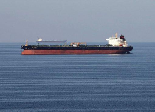 انفجار في ناقلة نفط ايرانية في البحر الاحمر قبالة ميناء جدة السعودي