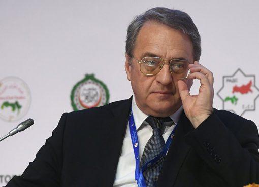 """بوغدانوف: القصف """"الإسرائيلي"""" على سوريا أمر خاطئ تماما"""