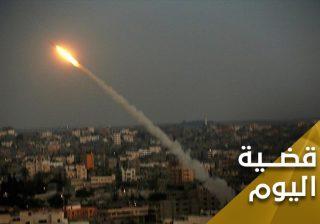 جولة غزة الاخيرة..ابعد من قصف متبادل