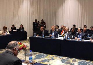 اثيوبيا ومصر والسودان واجتماع بشأن سد النهضة..