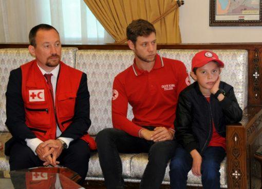 وصول صبي ألباني كان معتقلا مع أطفال الجهاديين في مخيم بسوريا إلى إيطاليا
