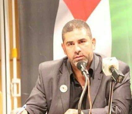 د.راضي حماد وكتاب بعنوان ..فلسطين تاريخ ومسيرة