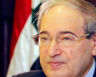 المقداد: لن يسمح لسرقة النفط السوري بأن تمر