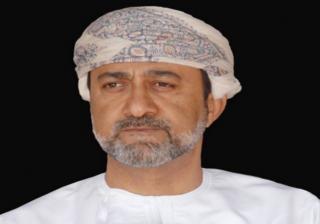 سلطان عمان الجديد هيثم بن طارق آل سعيد يؤدي اليمين