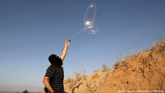 """عودة بالونات العودة.. هل تستجيب """"إسرائيل"""" أم التصعيد؟!"""