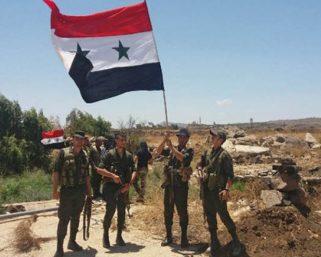 الجيش السوري يرسل رسالة للإرهابيين في ريف حلب وإدلب