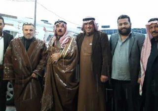 شخصيات حزبية وسياسية في جولة على شيوخ العشائر العربية في لبنان..