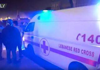 إصابة أكثر من 200 شخص بمواجهات في بيروت