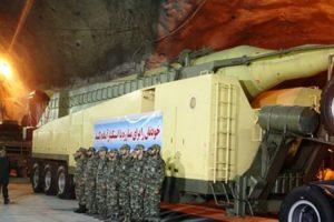 المدن الصاروخية الايرانية تحت الارض في حالة تأهب قصوى